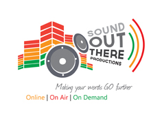 Sound Out There – Logo